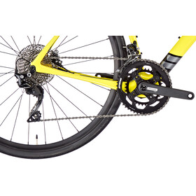 Cannondale Synapse Carbon Disc 105 nuclear yellow